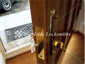 THUMBTURN OPERATED MORTICE LOCK